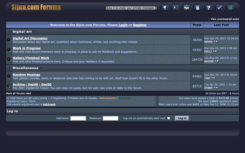 Sijun Forums